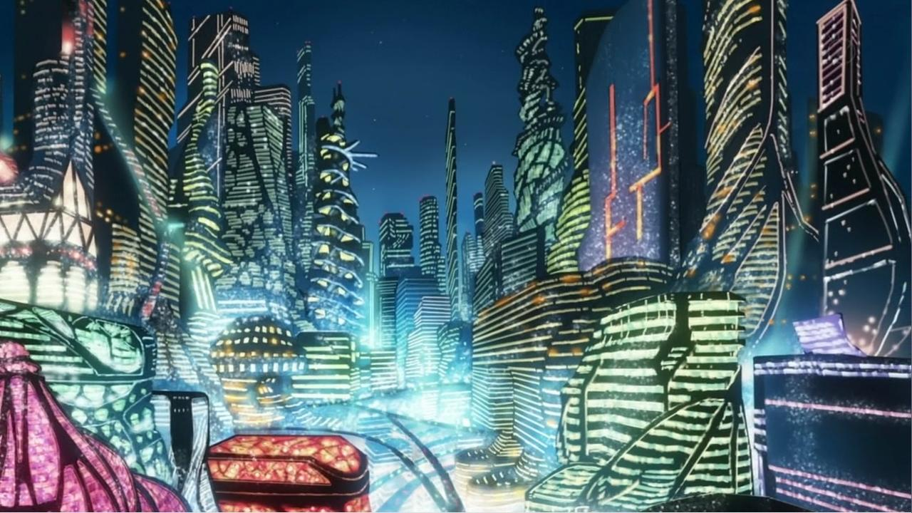 Cybernetic Girls Hd Wallpaper Neon And Cities On Pinterest