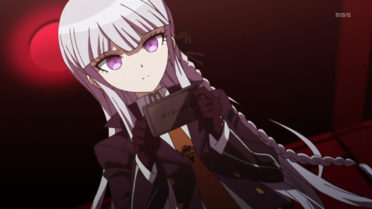 Danganronpa The Animation Wallpaper Danganronpa 02 Kyouko Kirigiri Mysterious Detective Murder