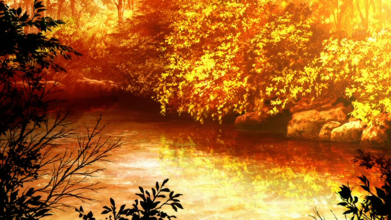Animated Water Falling Wallpapers 2012 Autumn Avvesione S Anime Blog