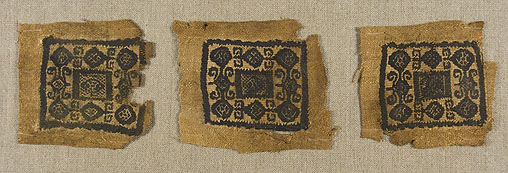 Coptic embroidery and garb (3/5)
