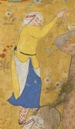 Dancers & musicians in the Shahnama (3/4)