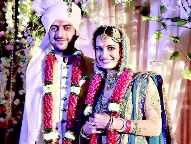 Dia Mirza & Sahil Sangha wedding footage