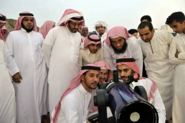 1st Ramdan in Saudi Arabia
