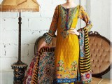 Gul Ahmed Best Winter 2015 collection (2)