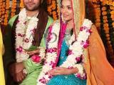 Sanam Jung with her Husband on Mehdi