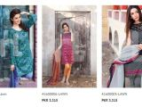 nishat linen Summer Suits