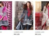 Nishat Linen Ladies suits