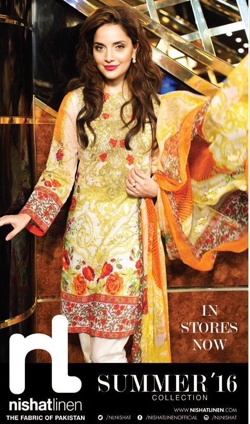 nishat lawn 2016 catalogue