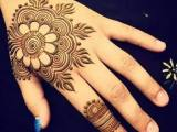 beautiful mehdi design