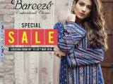 Bareeze Summer Collection 2016-2017