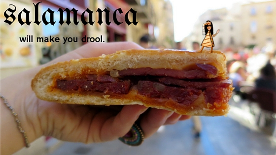 48 Hours of Cheap Food and Drinks in Salamanca