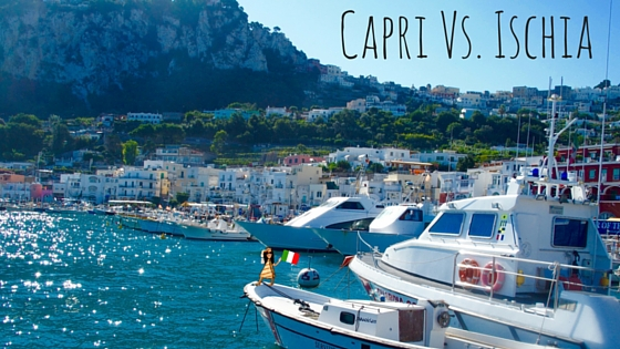 Capri vs. Ischia: Which Italian Island Should You Choose?
