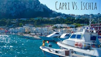 Capri Vs. Ischia