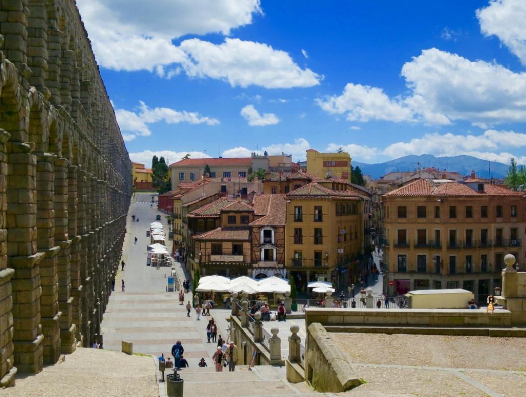 Europe Destinations Segovia