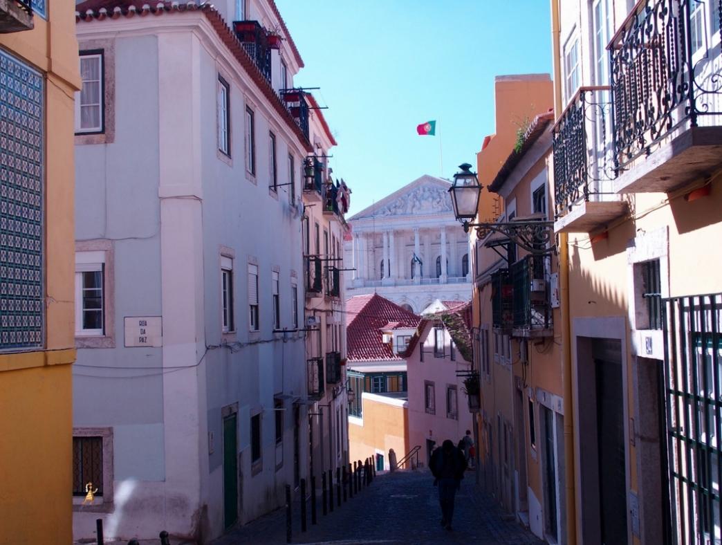 Europe Destinations Lisbon