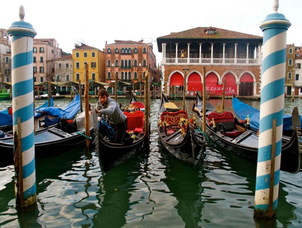 Europe Destinations Venice