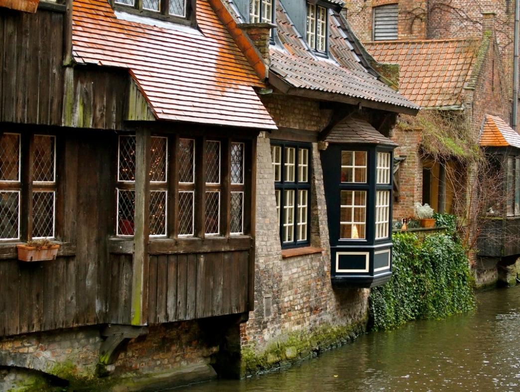 Europe Destinations Bruges