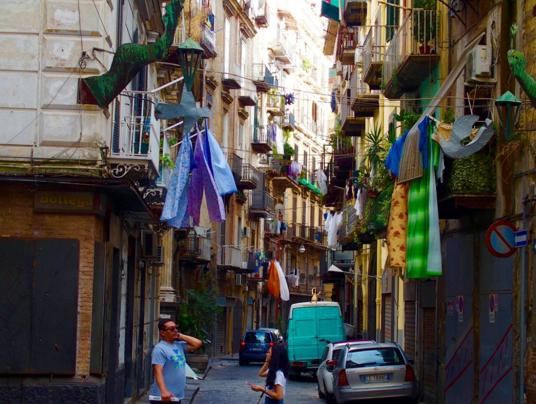 Europe Destinations Naples