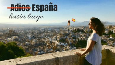Adios Spain