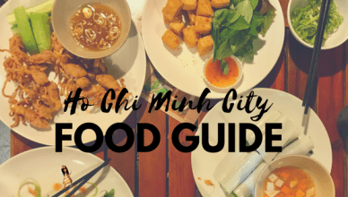 Ho Chi Minh City Food Guide