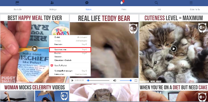 Facebook Videos So Gelingt Der Download