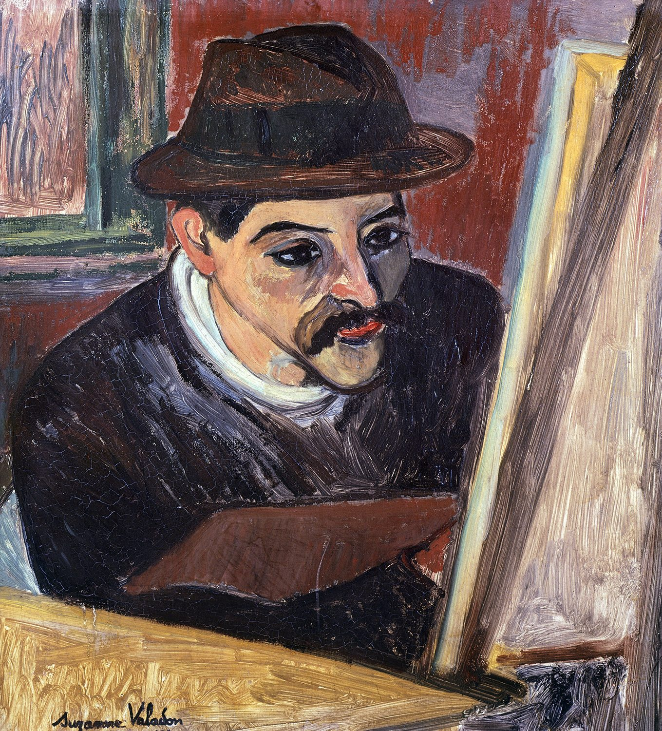 La Chambre Bleue Valadon Suzanne Valadon Archives Of Women Artists Research And Exhibitions
