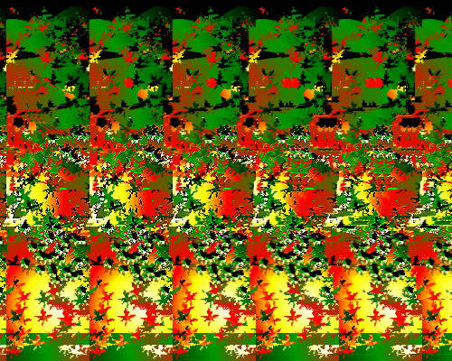3d Xmas Live Wallpaper Blog Gt Autostereogram Images Generated With Away3d Gt Away3d