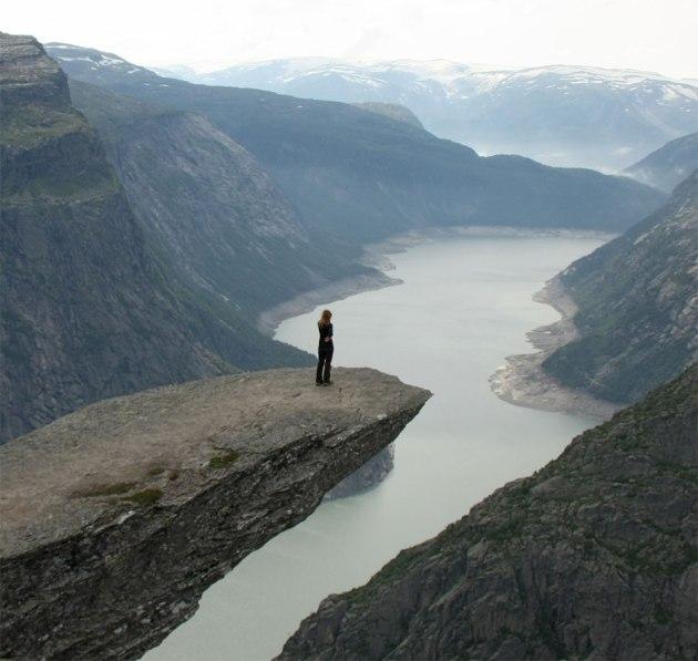 Норвегия самостоятельное путешествие
