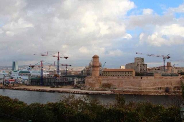 Буйабес в Марселе
