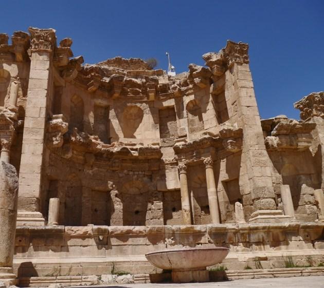 Джераш в Иордании