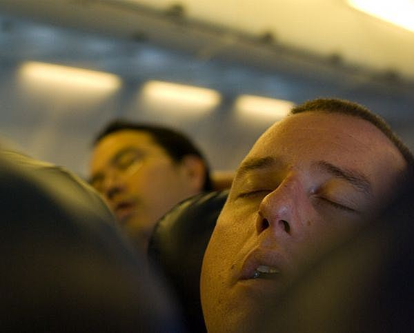преодолеть страх полета на самолете