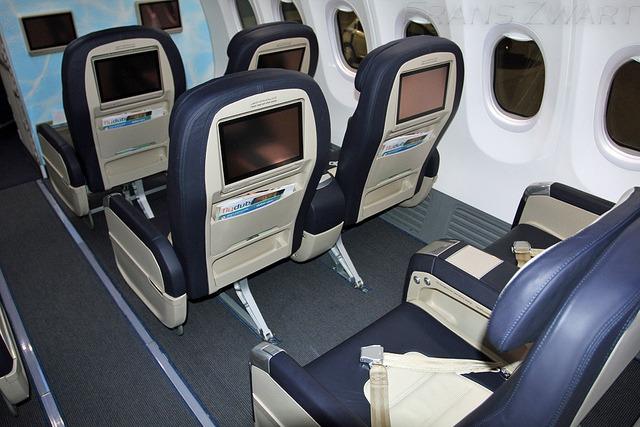 бизнес-класс flydubai отзыв