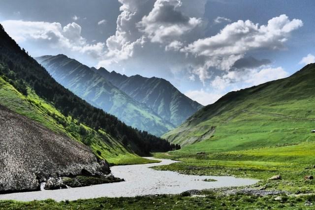 Грузия Тушетия что посмотреть