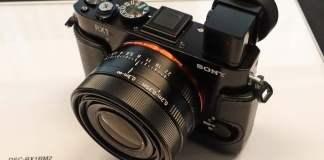 Sony RX1R2 предварительный отзыв