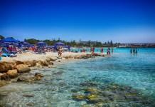 Пляжи Кипра