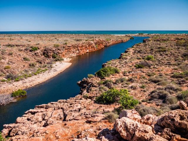 По западной Австралии в августе