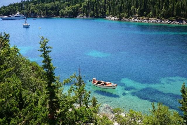 Отдых в Греции и Хорватии в сравнении