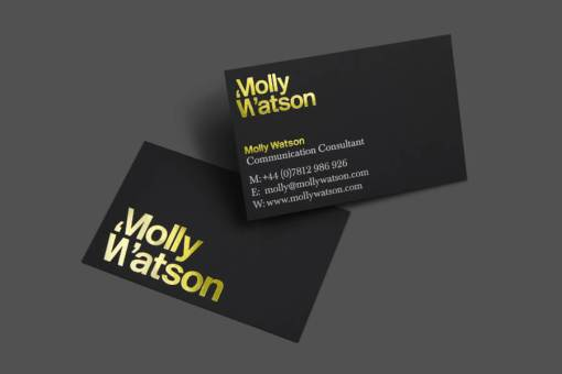 02_Molly_Watson_Logo__Business_Cards_Studio_Blackburn_on_BPO