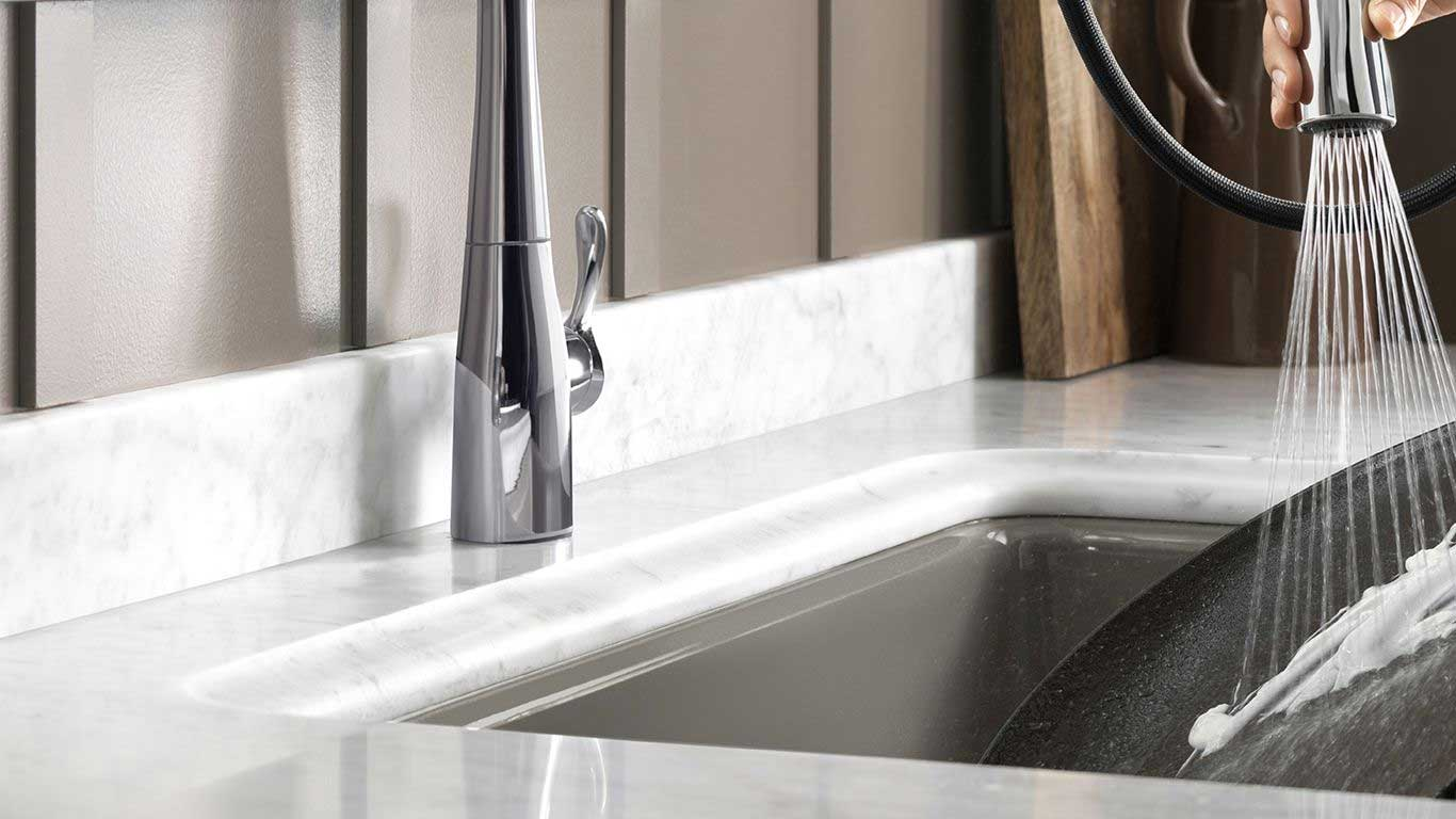 Best Kitchen Taps 10 Best Kitchen Faucets Lead Free Or Pull Down Fancy Look Aw2k