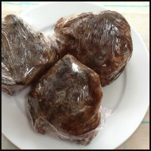 A handy tip from Geoffrey Smeddle, chef and owner of the Peat Inn near St Andrews. Allow the cheeks to cool and then roll tightly in cling film and leave in the fridge to firm up. This will give a neat, even shape for slicing.