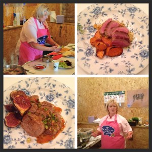 Chef Jacqueline O'Donnell