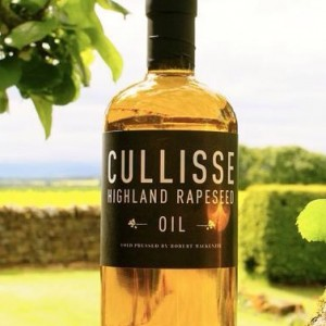 Cullisse Highland Rapeseed oil from the Black Isle