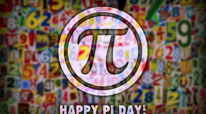 Pi Day wallpaper