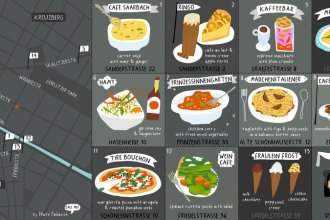 veggie Map Berlin