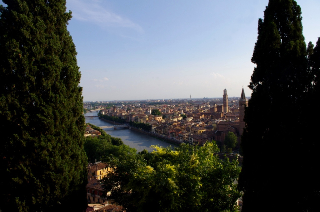 Roadtrip durch Bella Italia - Teil 1: Dreams of Verona