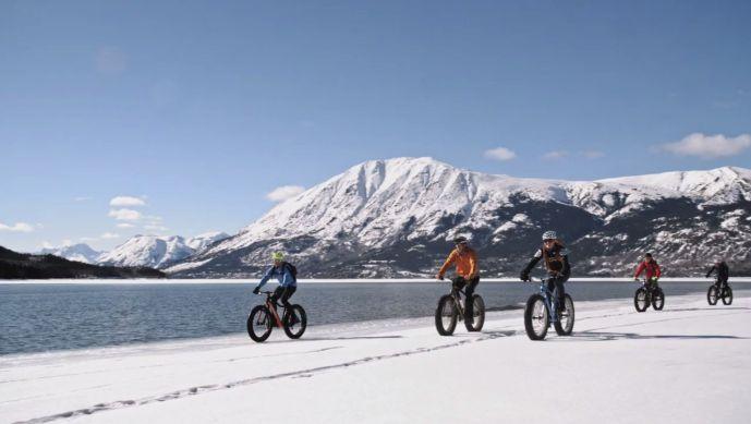 Fat Biking Yukon Screencap1