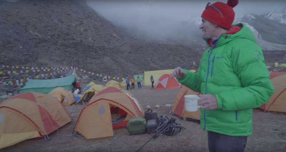 Wie ist eigentlich das Leben im Everest Basecamp?