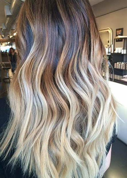 Hairstyles For Hair Growing Out 11 Awesome And Splendid Blonde Balayage Looks Awesome 11