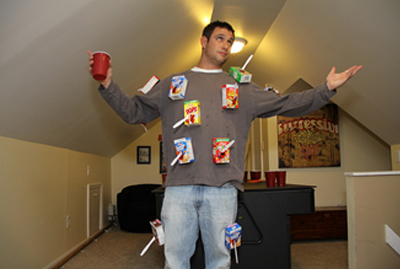 11 Awesome And Easy Halloween Costumes Ideas