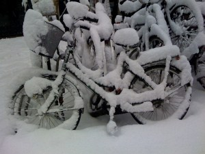 bikesinsnowamsterda